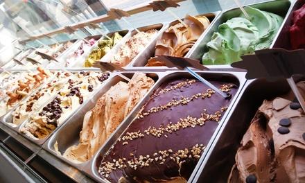 1 kg di gelato artigianale a scelta tra 21 gusti alla gelateria Capitolo 0 (sconto 48%)