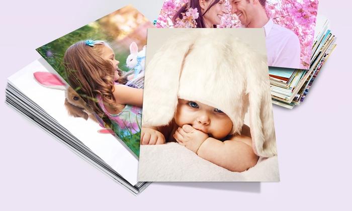 100 6x4 photo prints