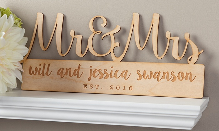 68 Off On Custom Signs Groupon Goods