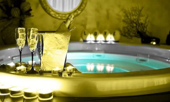 Spa di coppia in area riservata  Centro Benessere La Suite Spa  Beauty  Groupon