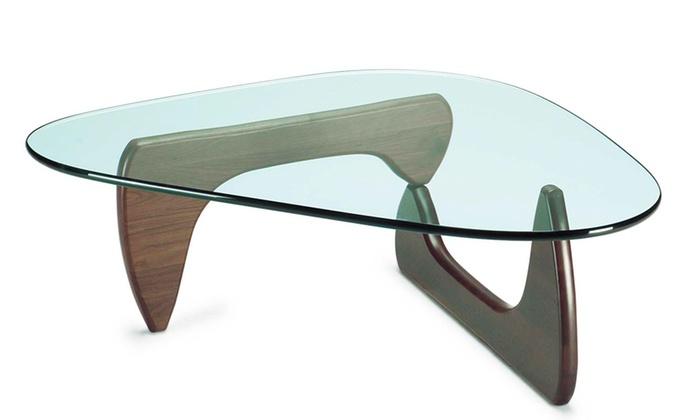 Tavolini Da Salotto In Legno E Vetro Groupon Goods
