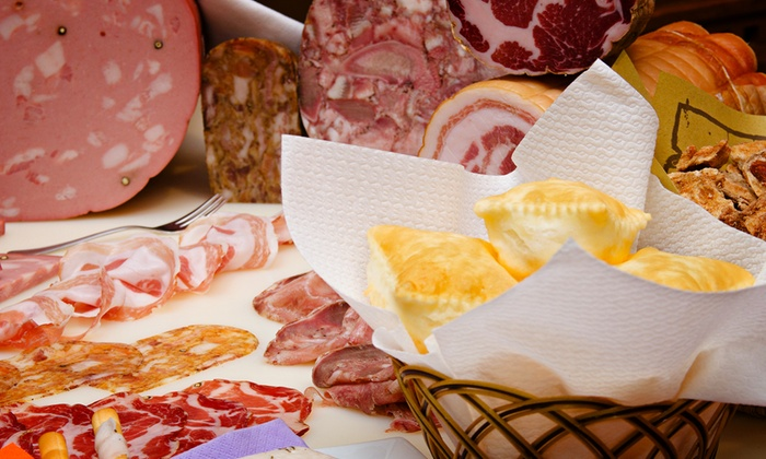 Menu gnocco fritto con tagliere  Monticelli Brusati  Groupon