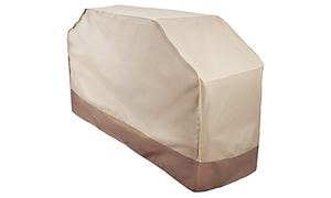 image for Heavy-Duty Waterproof BBQ Gas Grill Cover