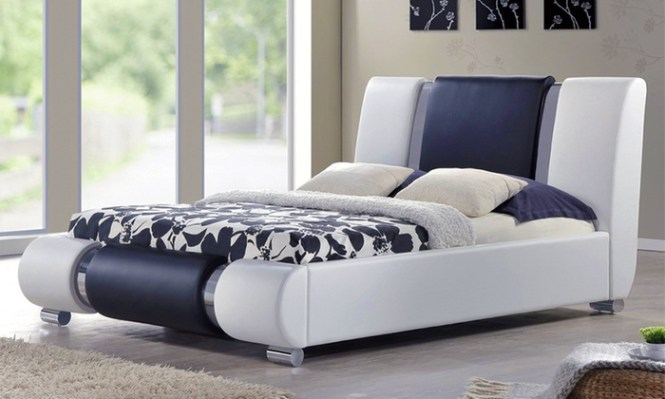 Sleep Design Uk Double Or King Size Bed Frame 159 With Mattress