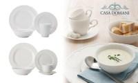 Casa Domani Dinnerware & Casa Domani