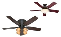 Hunter & Casablanca Ceiling Fans