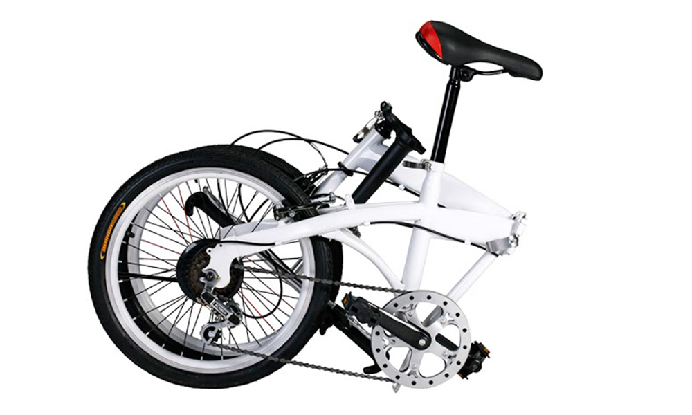 Up to 58% Off 6-Speed Folding Bicycle from RM299