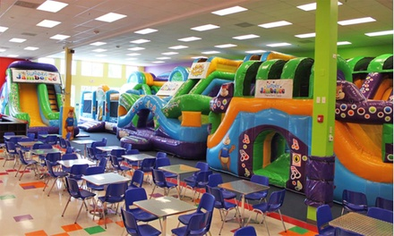 Kids Fun Center  Jumpin Jamboree  Groupon