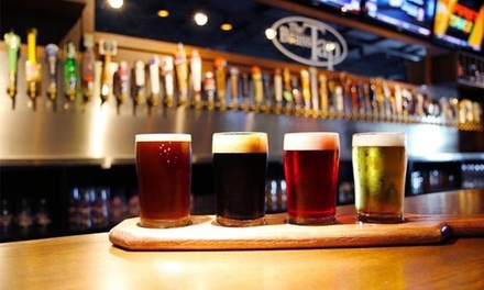 The Brass Tap Tampa Bay Area Deal of the Day  Groupon