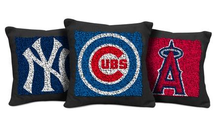 MLB Latch Hook PillowMaking Kit  Groupon Goods