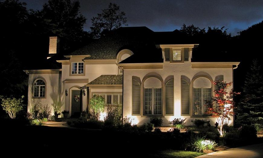 500 or 1 000 toward outdoor lighting from infinity landscape lighting