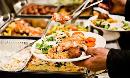 Buffet à volonté ou repas concert, pour 2 ou 4 personnes, dès 24,90 € au restaurant La Pyramide