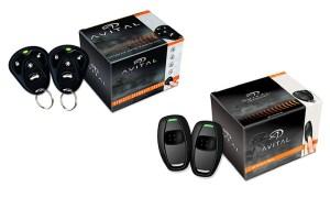 Avital Remote Starter Kits   Groupon