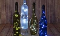 Light My Bottle Outdoor Lighting
