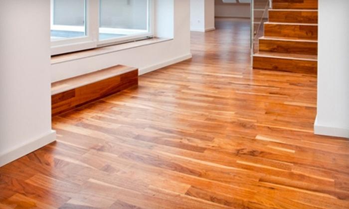 CFC Hardwood Floors LLC in  Groupon