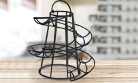 Spiral Egg Holder Kitchen Stand
