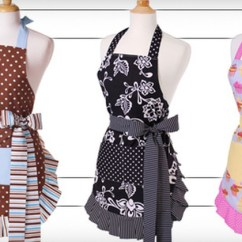 Cute Kitchen Aprons Home Depot Refacing Gloves Flirty Llc Simple Products Customer Reviews