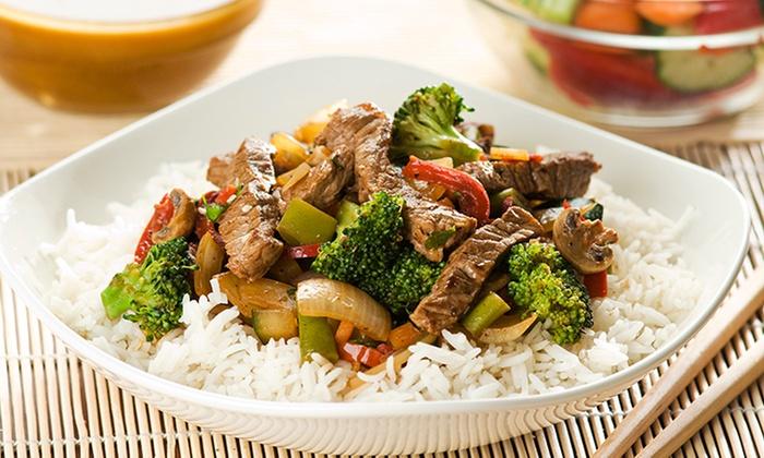 Thai Corner Kitchen Greensboro Cuisine Dinner Lunch