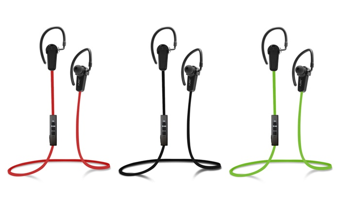 Jarv Nmotion Sport Wireless Bluetooth 4.0 Stereo Earbuds