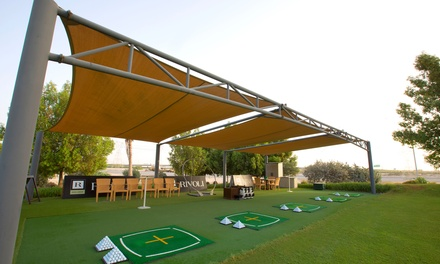 Golf Lesson or Nine Holes of Golf with a PGA Professional at Meydan Golf (Up to 38% Off*)
