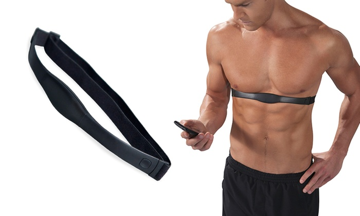 Proform SmartBeat Bluetooth Heart-Rate-Monitor Chest Strap ...