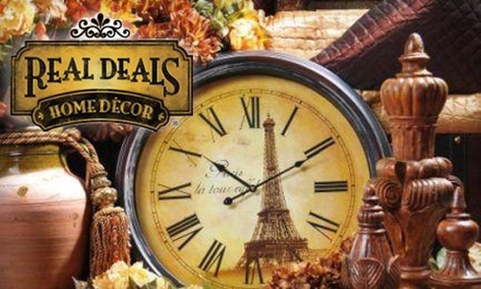 Real Deals Home Décor In Gresham Oregon Groupon