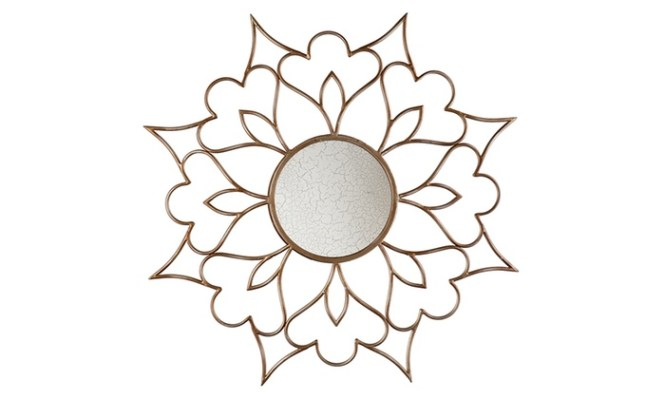17 25 Pure White Window Inspired Decorative Wall Mounted Mirror