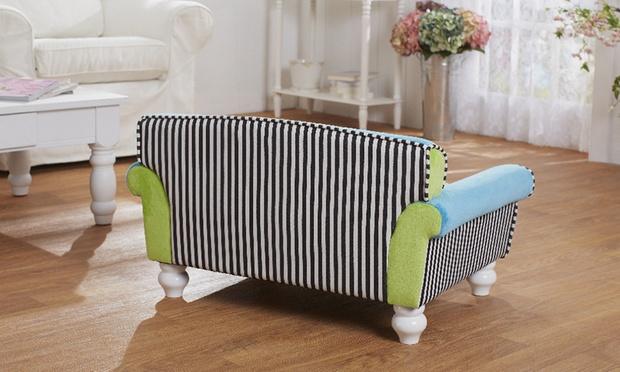 enchanted home mackenzie pet sofa modern sofas cheap ultra plush bed groupon 179 for an mattituck don t pay 349
