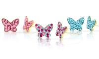 Kids' Butterfly Stud Earrings | Groupon Goods