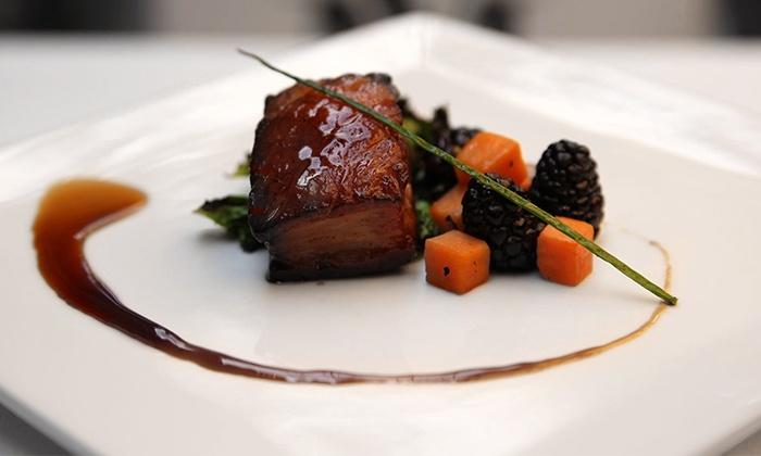 Contemporary American Cuisine V Mertz Groupon