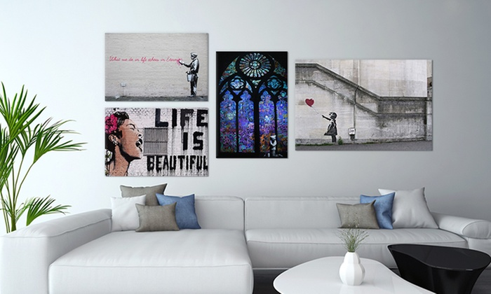 best of banksy gallery