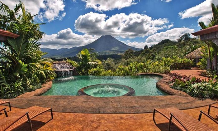 The Springs Resort  Spa in Arenal Volcano National Park