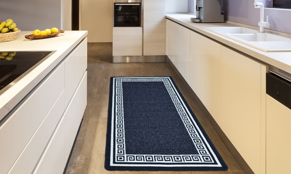 Luna Kitchen Runner Mat In Choice Of Size And Colour