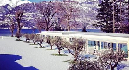 Lago di Como: 1 o 2 notti in camera Comfort con colazione, Spa e cena per 2, festività incluse