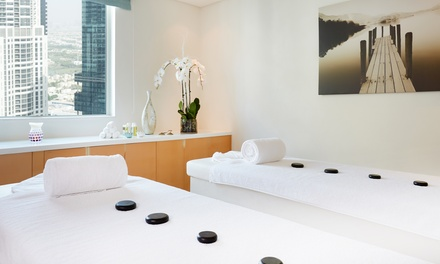 Choice of Spa Treatment for One or Two at Fit & Spa Lounge at 5* Pullman JLT (Up to 58% Off)