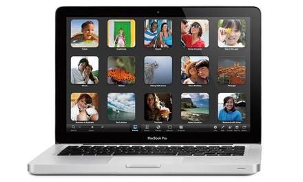 Apple MacBook Pro Core 2 Duo da 13 da 250GB e 4GB di RAM ricondizionato con spedizione gratuita