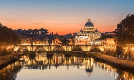 Roma: 1 notte per 2 persone con opzioni per cena tipica o di pesce al Ristorante Barbablu, allHotel Castelfidardo