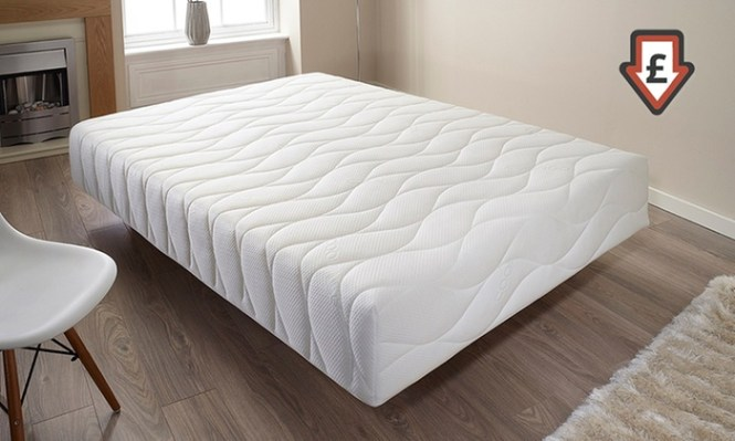 Groupon Goods Global Gmbh Pure Comfort Memory Foam Mattress From 74 99 With Free Delivery