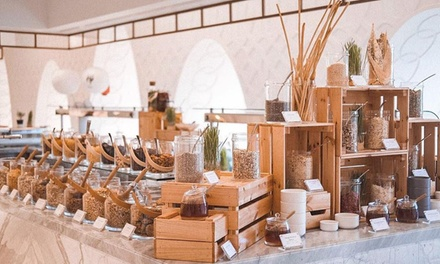 Choice of Buffet with Beverages for Up to Six at White at 5* Jumeirah at Saadiyat Island Resort (Up to 52% Off)
