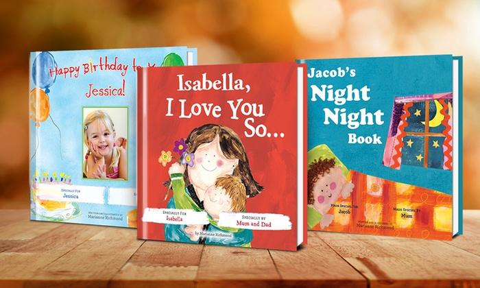 personalised children s book