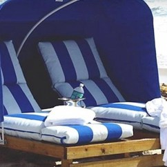 Chair Rental Milwaukee Wooden Circle Bradford Beach Cabana Company In Wisconsin Groupon Customer Reviews