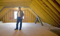 Attic Flooring 99 - B Warm Developments   Groupon