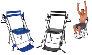 chair gym reviews office clipart total body workout groupon
