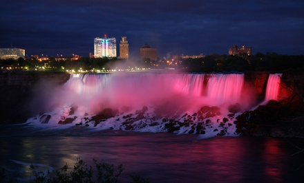 Niagara Falls Night Wallpaper Photos Four Points By Sheraton Niagara Falls Fallsview In
