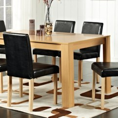 Wooden Kitchen Table Small Plans Dining And Chairs Groupon Goods