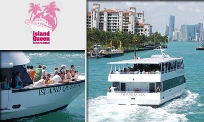 Up to Half Off Sightseeing Cruise - Island Queen Cruises ...