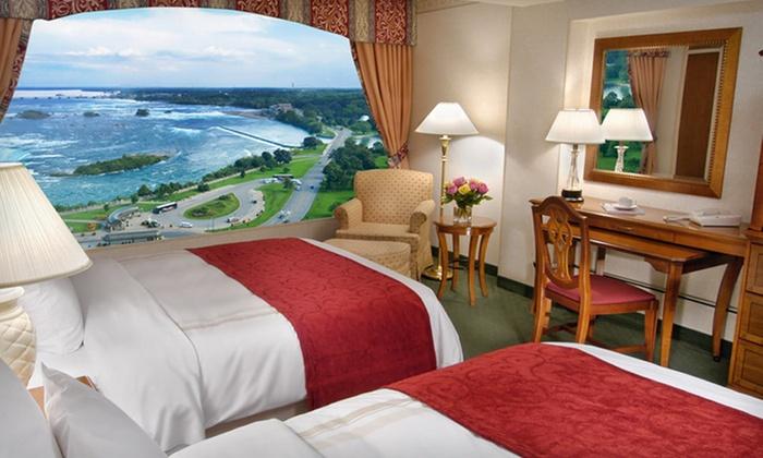 Marriott Niagara Falls Fallsview Hotel  Spa in Niagara