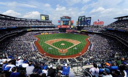 2014 Mets Tickets New York Mets Groupon