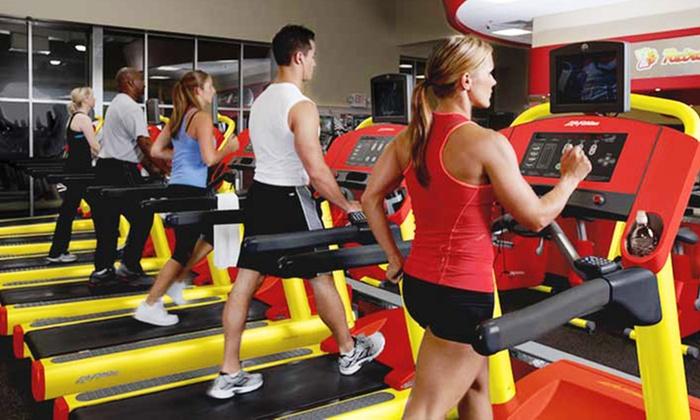 Retro Fitness From 11 99 New York Ny Groupon