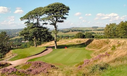 18 Holes of Golf with Soft Drink for Two or Four at Mellor and Townscliffe Golf Club (Up to 60% Off)